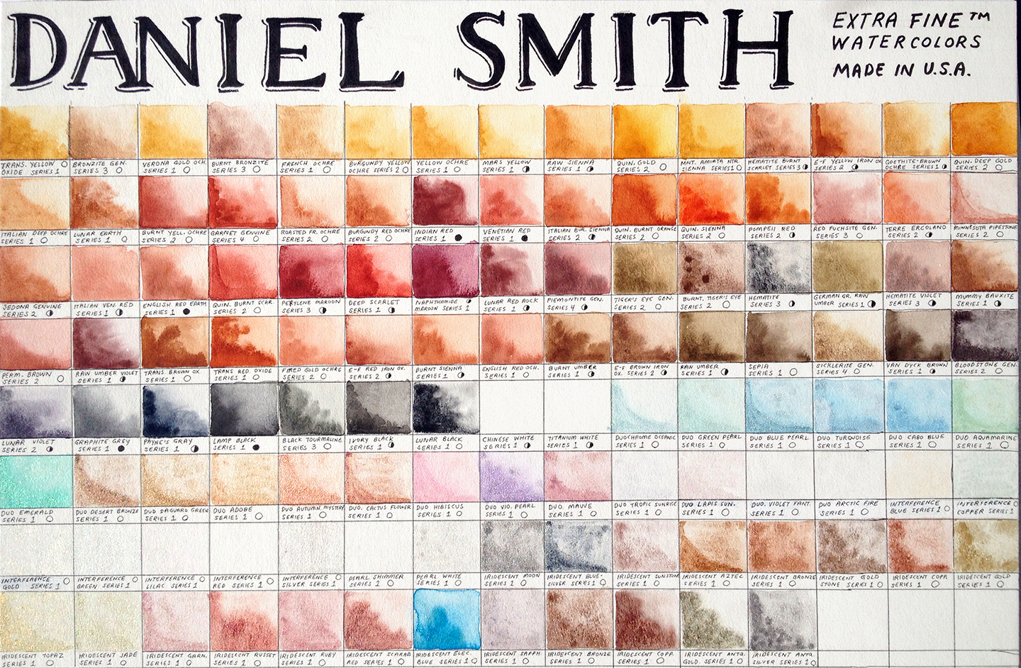 Daniel smith available in 15ml tubes nvjuhfo Image collections